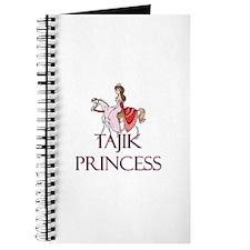 Tajik Princess Journal