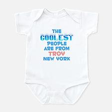 Coolest: Troy, NY Infant Bodysuit