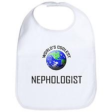 World's Coolest NEPHOLOGIST Bib