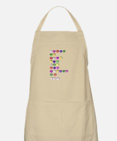 poetry candy valentine BBQ Apron