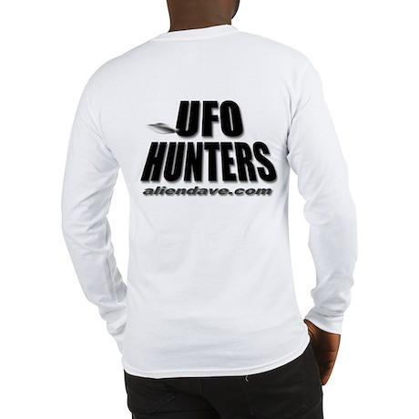 UFO Hunters Long Sleeve T-Shirt
