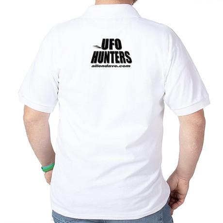 UFO Hunters Golf Shirt