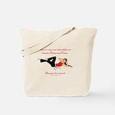 Pirate Pilates Tote Bag