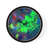 Australian opal Wall Clocks
