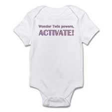 Wonder Twin Infant Bodysuit