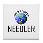 World's Coolest NEEDLER Tile Coaster