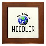 World's Coolest NEEDLER Framed Tile