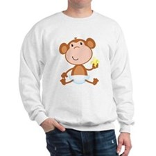 Baby Monkey Sweatshirt