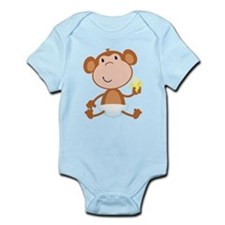 Baby Monkey Infant Bodysuit