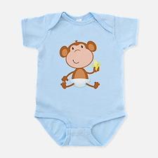 Baby Monkey Infant Bodysuit