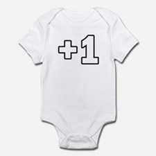 +1 Plus 1 Infant Bodysuit