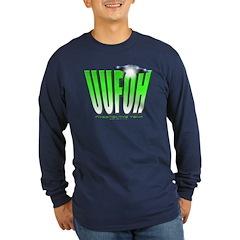 Black or Navy Long Sleeve UUFOH T-Shirt