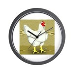 Cornish/Rock Cross Hen Wall Clock