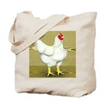 Cornish/Rock Cross Hen Tote Bag