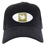 Cornish/Rock Cross Hen Black Cap