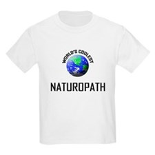 World's Coolest NATUROPATH T-Shirt