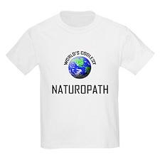 World's Coolest NATUROPATH T-Shirt