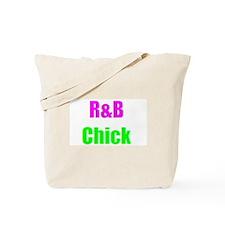 R&B Chick Tote Bag