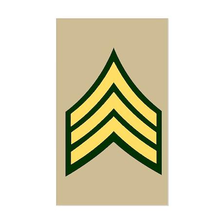 Sergeant <BR>Sticker 1