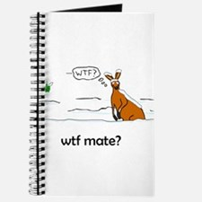 WTF Mate Journal