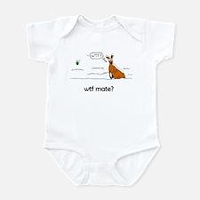 WTF Mate Infant Bodysuit