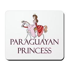 Paraguayan Princess Mousepad