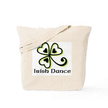 Shamrock Tote Irish Dance Bag