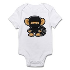Ninja Saru Infant Bodysuit