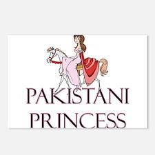 Pakistani Princess Postcards (Package of 8)