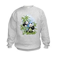 Panda Bears Jumper Sweater