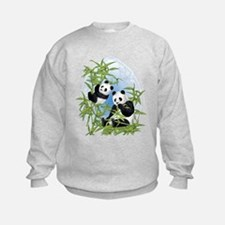 Panda Bears Sweatshirt