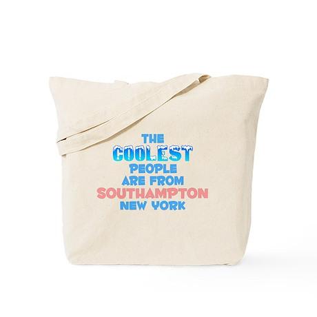 Coolest: Southampton, NY Tote Bag