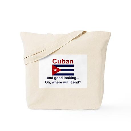 Good Looking Cuban Tote Bag