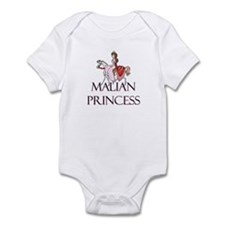 Malian Princess Infant Bodysuit