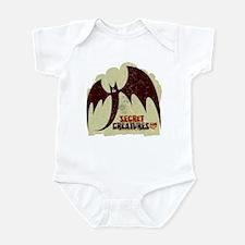 Vampire Bat Halloween Infant Creeper