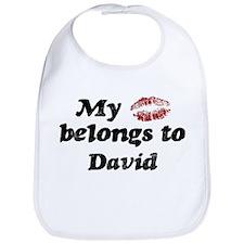 Kiss Belongs to David Bib
