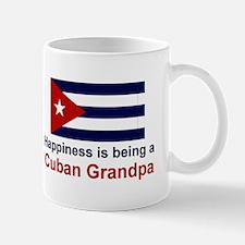Happy Cuban Grandpa Mug