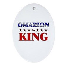 OMARION for king Oval Ornament