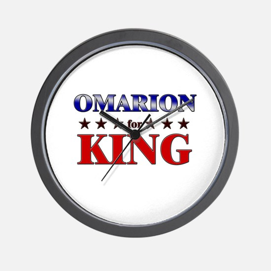 OMARION for king Wall Clock