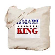 OMARI for king Tote Bag
