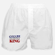 OMARI for king Boxer Shorts