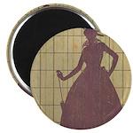 """Marchbanks Press Vintage Ad 2.25"""" Magnet (10 pack)"""