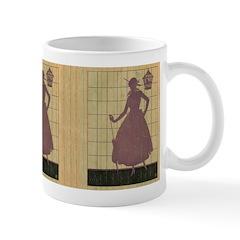 Marchbanks Press Vintage Ad Ceramic Coffee Mug