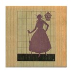 Marchbanks Press Vintage Ad Tile Drink Coaster
