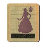 Marchbanks Press Vintage Ad Mousepad