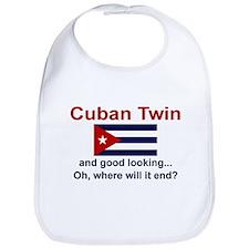 Gd Lkg Cuban Twin Bib