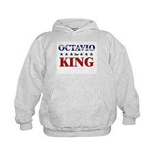 OCTAVIO for king Hoodie