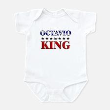 OCTAVIO for king Infant Bodysuit