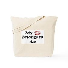 Kiss Belongs to Ace Tote Bag