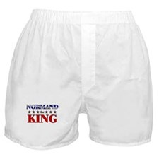 NORMAND for king Boxer Shorts